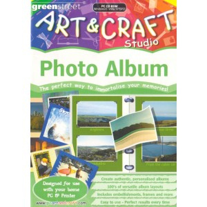Art & Craft Photo Album (PC CD)