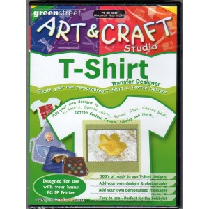 Art & Craft T-Shirt Transfer Designer (PC CD)