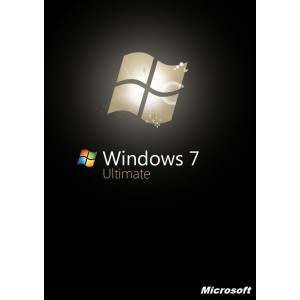 Microsoft Windows 7 Ultimate SP1 32bit | DSP OEM Pack (Disc and Licence)